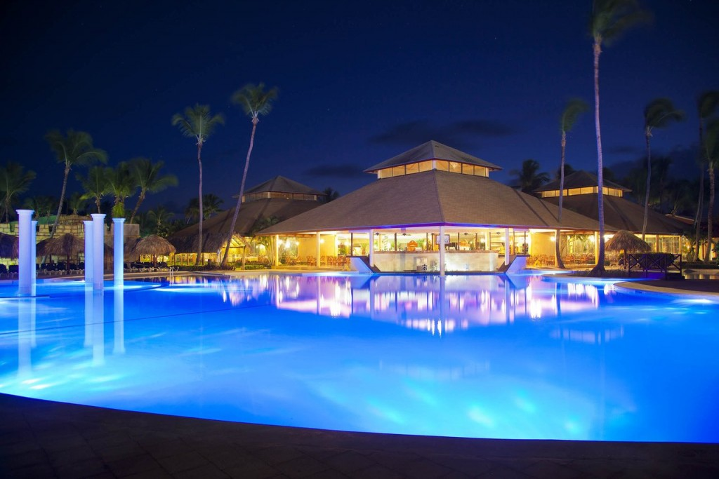 Grand Palladium Bávaro swimming pool