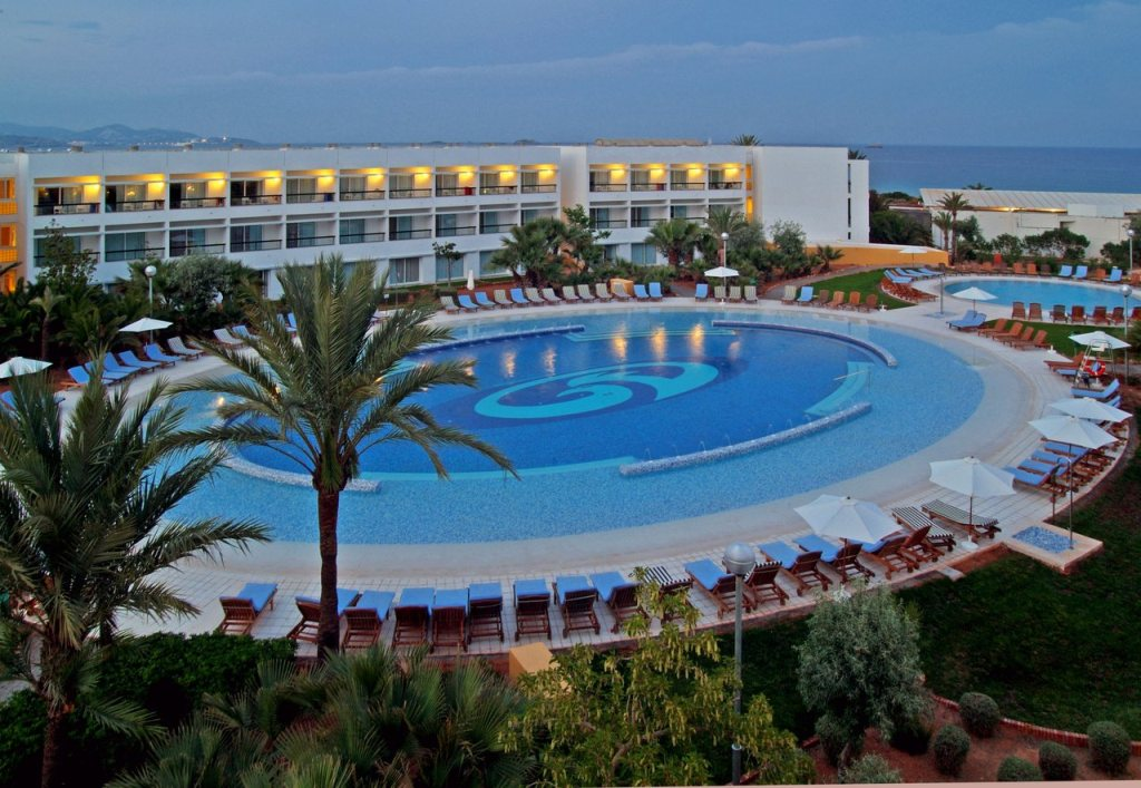 Grand Palladium Palace Ibiza Panoramic view