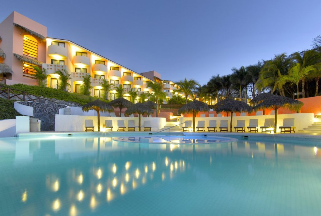 Grand Palladium Vallarta Alberca