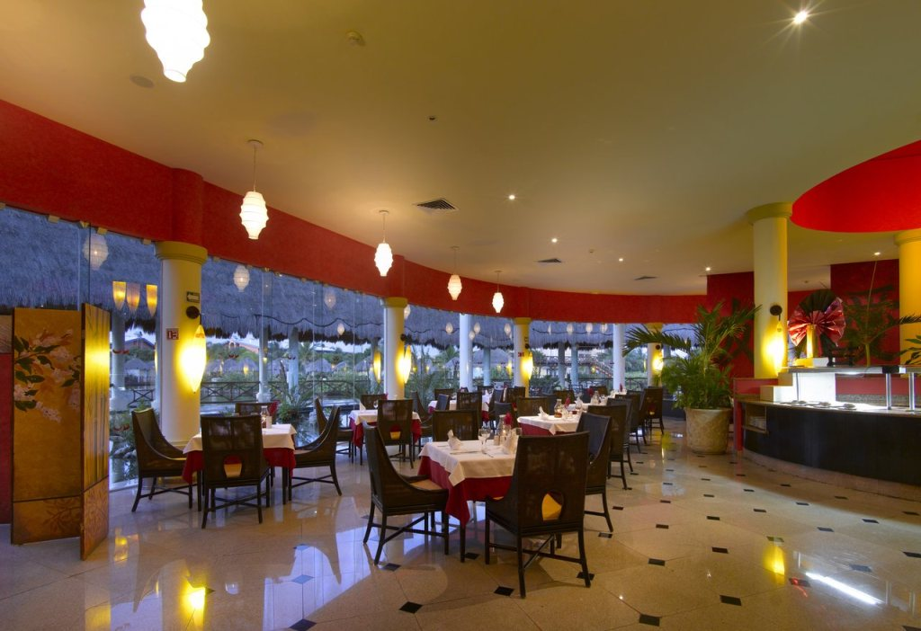 Grand Palladium White Sand Restaurant