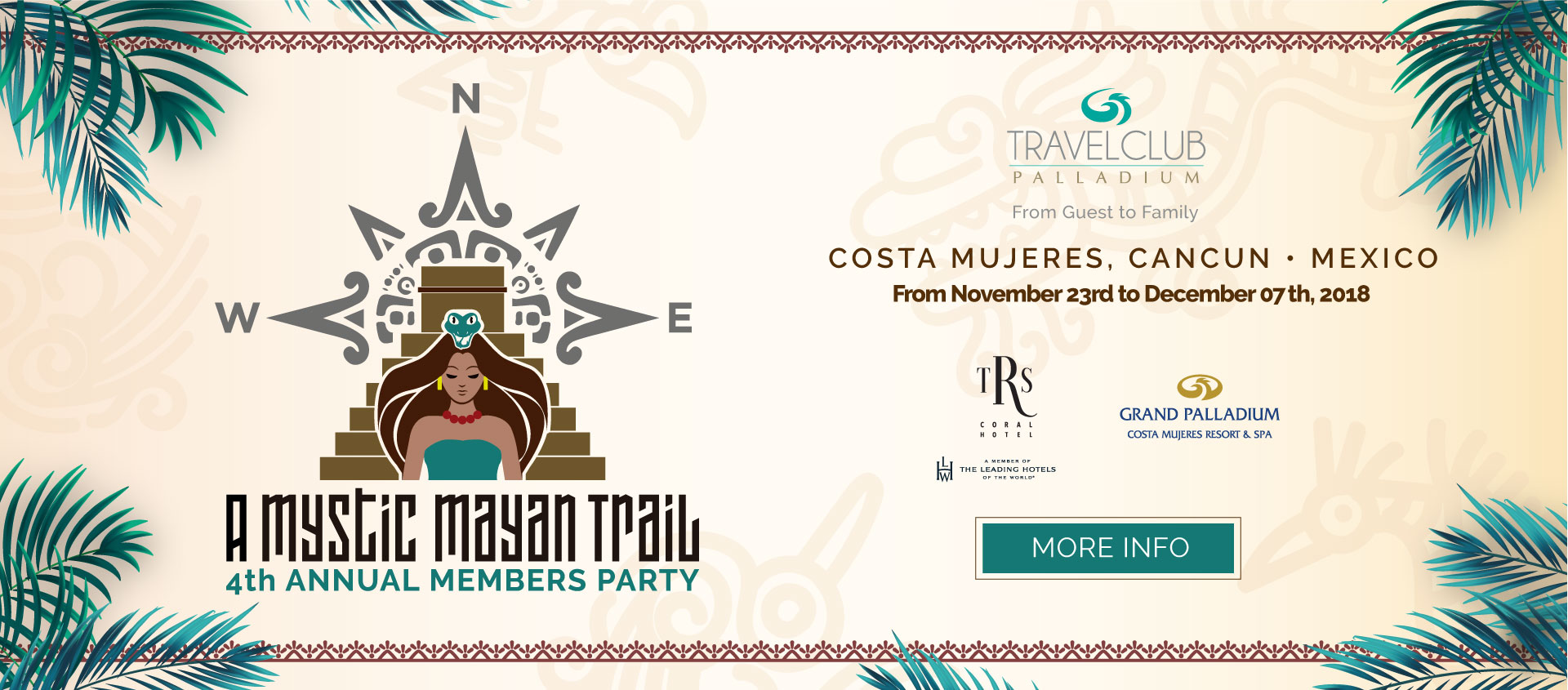 4th Annual Members Party in Costa Mujeres