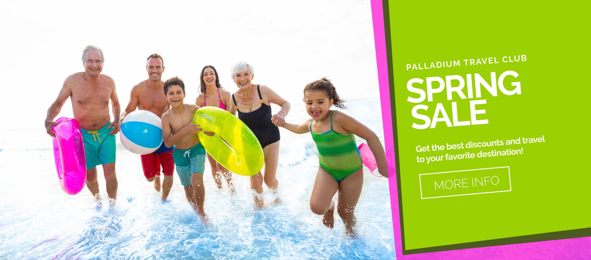 Spring Sale Palladium Travel Club
